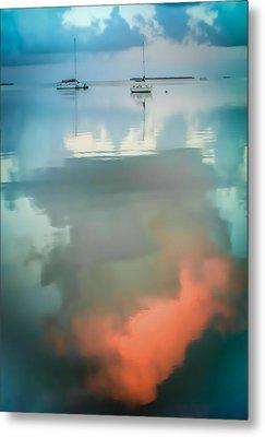 Sailing Upon Dreams Metal Print