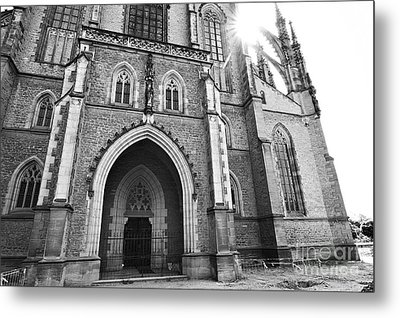 Saint Barbara's Church  Metal Print