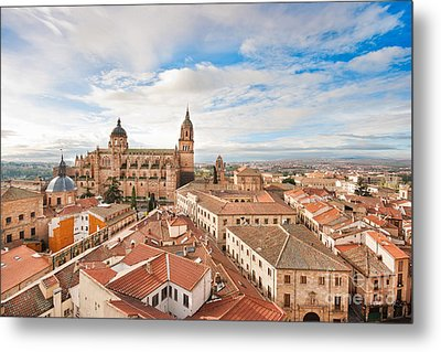 Salamanca Metal Print by JR Photography