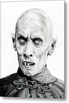 Salem's Lot Metal Print by Fred Larucci