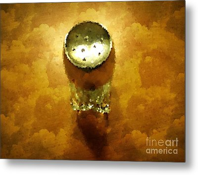 Salt Of The Earth Metal Print by Mary Machare