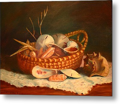 Salty And Sweet Metal Print by Dorothy Allston Rogers