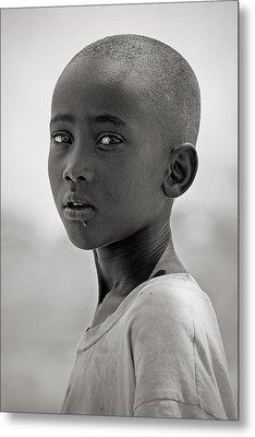 Metal Print featuring the photograph Samburu #1 by Antonio Jorge Nunes