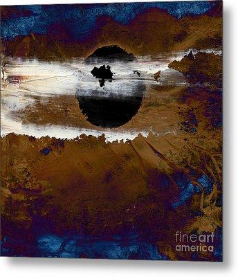 Samhain I. Winter Approaching Metal Print