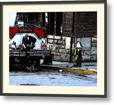 Sample Example Heroes  Metal Print by James Kosior