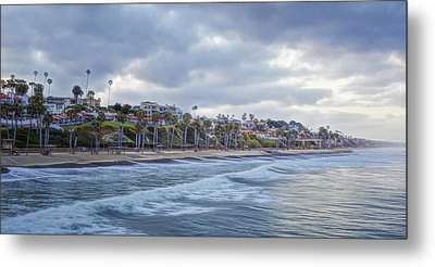 San Clemente Early Morning Metal Print by Joan Carroll