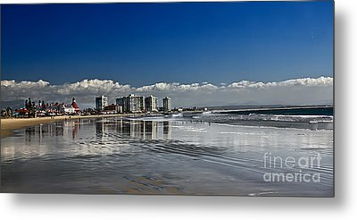 San Diego Metal Print by Robert Bales
