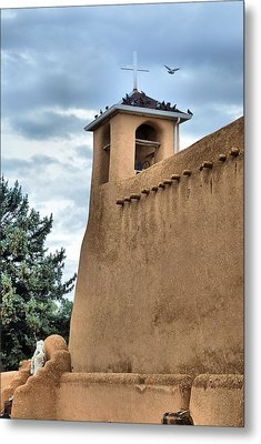 San Francisco De Asis Mission Metal Print