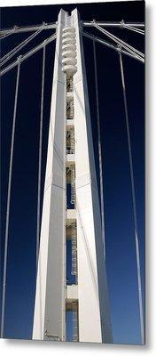 San Francisco-oakland Bay Bridge, San Metal Print