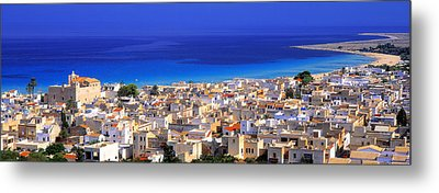 San Vito Lo Capo, Sicily, Italy Metal Print by Panoramic Images