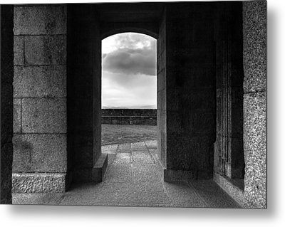 Metal Print featuring the photograph Sanctuary by Edgar Laureano