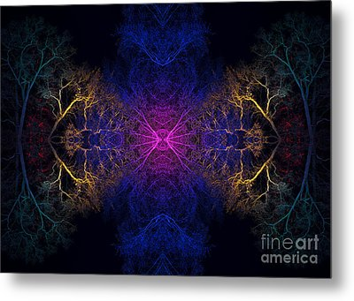 Sanctuary Metal Print by Tim Gainey