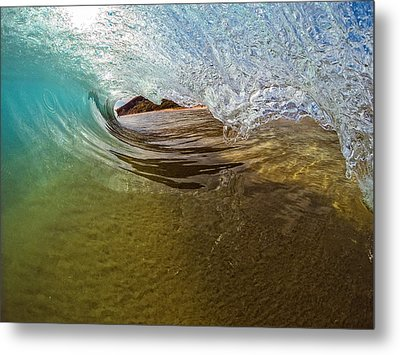 Sand Bar Room Metal Print by Brad Scott