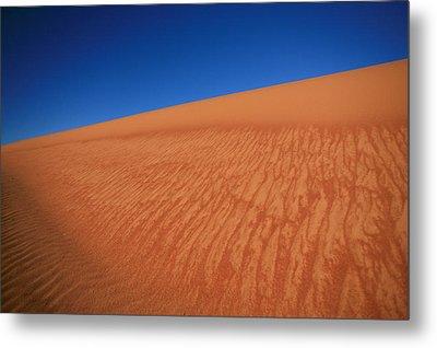 Sand Dune Metal Print by Shari Mattox