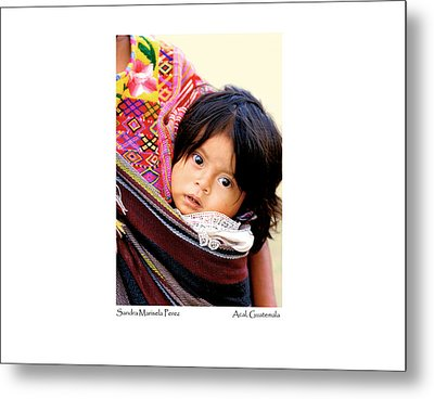 Metal Print featuring the photograph Sandra Marisela Perez by Tina Manley