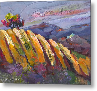 Santa Ynez Valley Metal Print