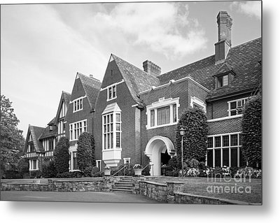Sarah Lawrence College Westlands Metal Print by University Icons