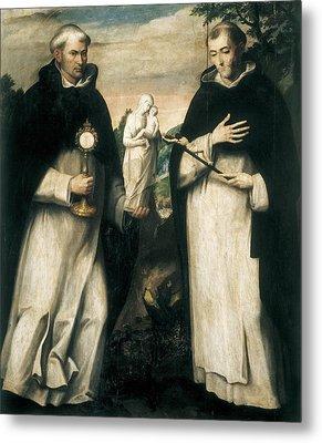 Sari�ena, Juan 1545-1628. Saint Metal Print