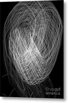 Satellite 2 Metal Print by Robert Riordan