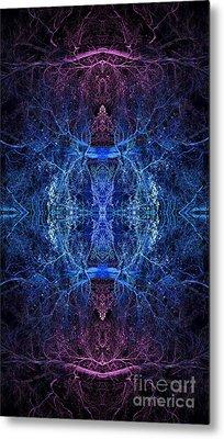 Satyagraha Metal Print by Tim Gainey