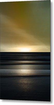 Sauble Beach - Twilight Metal Print