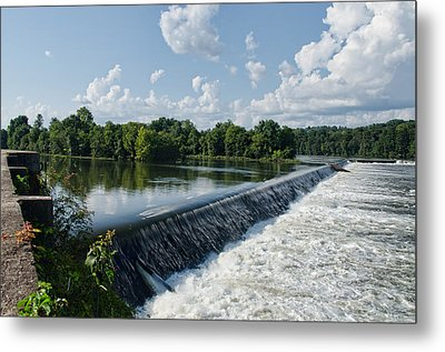 Savannah Rapids Metal Print