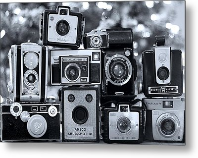 Metal Print featuring the photograph Say Cheese by Elizabeth Budd