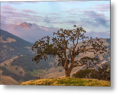 Scattered Clouds At Sunrise Metal Print by Marc Crumpler