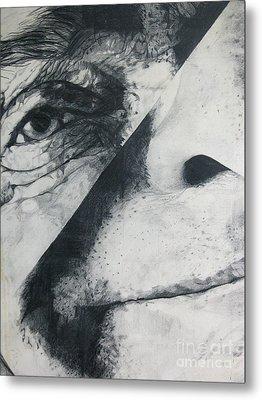 Schism Metal Print by Rory Sagner