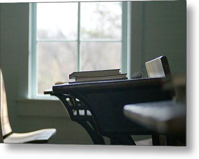 School Days Metal Print by Mary Ely
