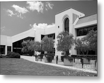 School Of Law Pepperdine University Metal Print by University Icons