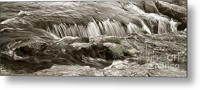 Metal Print featuring the photograph Scottish Water by Juergen Klust