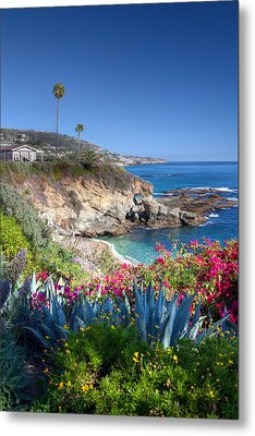 Sea Arch At Montage Resort Metal Print