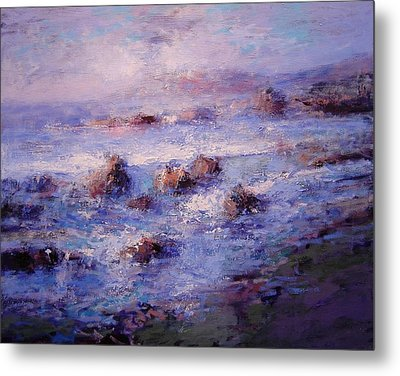 Sea Breeze Metal Print by R W Goetting