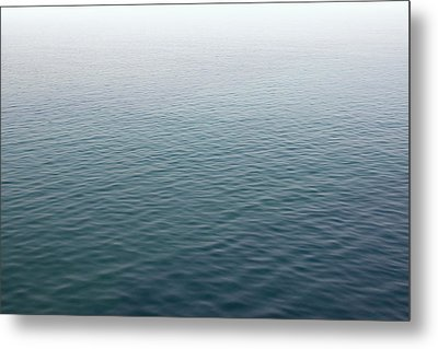 Metal Print featuring the photograph Sea Mist by Jane McIlroy