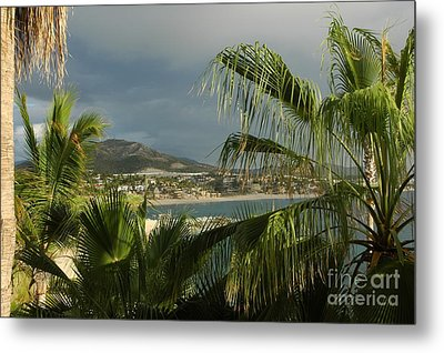 Sea Of Cortez Metal Print by M West