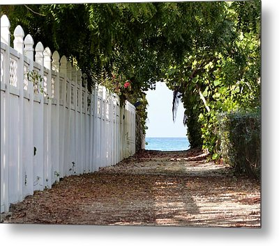 Passage To Sea Metal Print