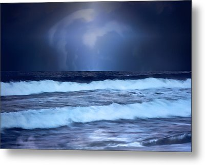 Sea Worlds Metal Print by Kellice Swaggerty