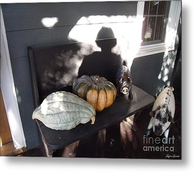 Metal Print featuring the photograph Seance  by Lyric Lucas
