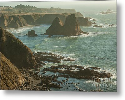 Seascape  1.7107 Metal Print