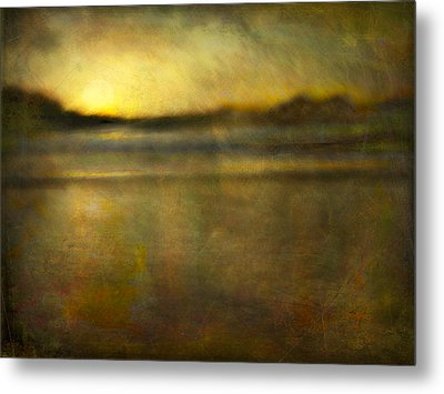 Metal Print featuring the photograph Seascape #18 by Alfredo Gonzalez