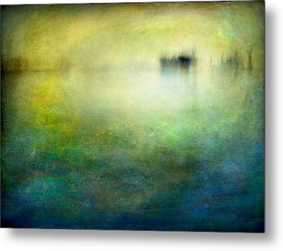 Metal Print featuring the photograph Seascape #19 -shipside- by Alfredo Gonzalez