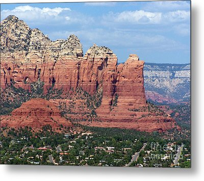 Metal Print featuring the photograph Sedona 1 by Tom Doud