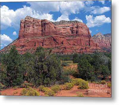 Metal Print featuring the photograph Sedona 6 by Tom Doud