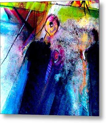 See Them Metal Print by Mirko Gallery