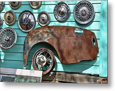 Seeing It Differently Metal Print