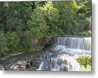 Seneca Keuka Trail Metal Print by William Norton