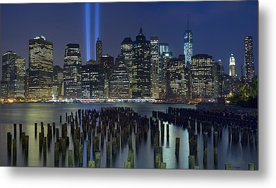 September 11 Metal Print by Rick Berk