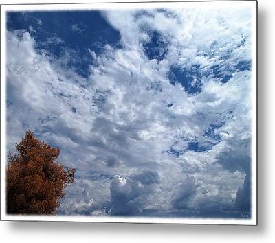 September Afternoon Metal Print by Glenn McCarthy Art and Photography