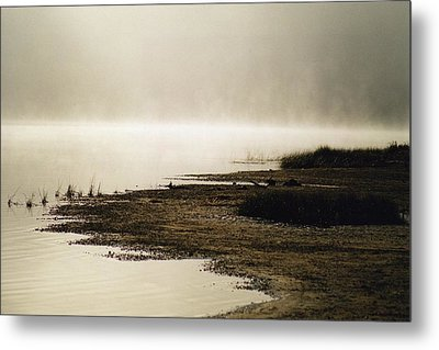 Metal Print featuring the photograph September Morning by David Porteus